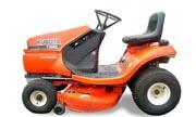 Kubota T1760 lawn tractor photo