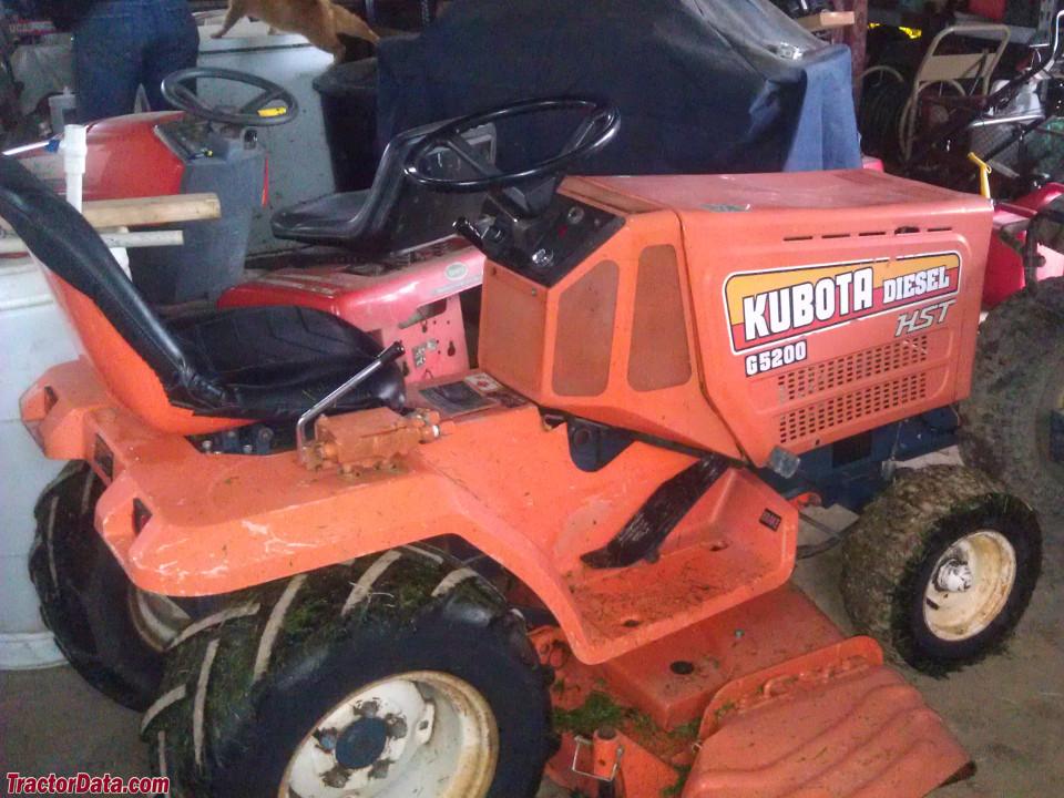 Kubota G5200