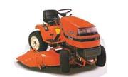 Kubota G2000 lawn tractor photo