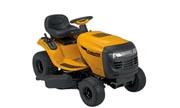 Poulan PB195H42LT lawn tractor photo