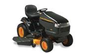 Poulan PBGT26H54 lawn tractor photo