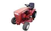Wheel Horse B-60 lawn tractor photo