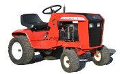 Wheel Horse B-85 lawn tractor photo