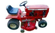 Wheel Horse B-111 lawn tractor photo