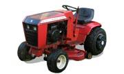 Wheel Horse C-85 lawn tractor photo