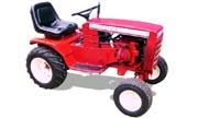 Wheel Horse C-101 lawn tractor photo