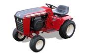 Wheel Horse C-105 lawn tractor photo