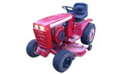 Wheel Horse C-121 lawn tractor photo