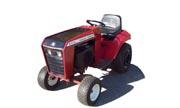 Wheel Horse C-145 lawn tractor photo