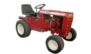 Wheel Horse C-161 lawn tractor photo