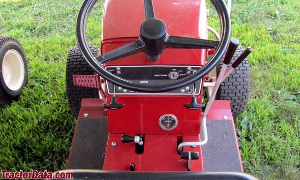 Wheel Horse C-161  transmission photo