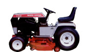 Wheel Horse GT-1142 lawn tractor photo