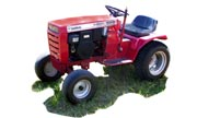Wheel Horse GT-2500 lawn tractor photo
