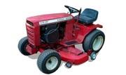 Wheel Horse SK-486 lawn tractor photo