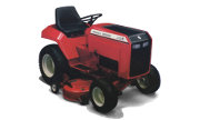 Wheel Horse E-141 lawn tractor photo