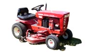 Wheel Horse Commando V7 lawn tractor photo