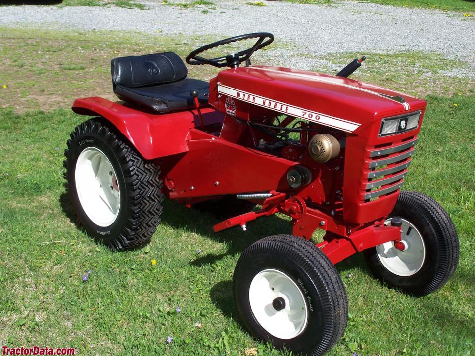 Wheel Horse Workhorse 700