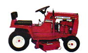 Wheel Horse Ranger 800 lawn tractor photo
