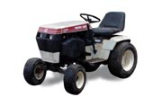 Wheel Horse GT-1600 lawn tractor photo