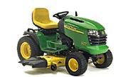 John Deere G100 lawn tractor photo