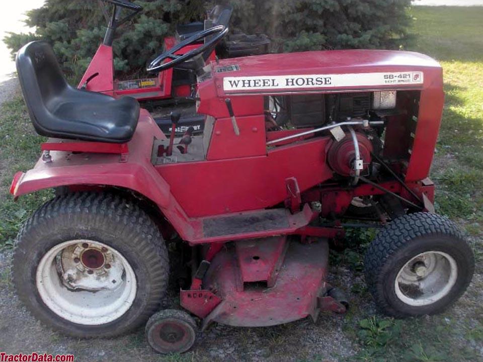 Wheel Horse SB-421