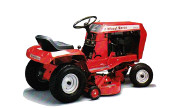 Wheel Horse 208-3 lawn tractor photo