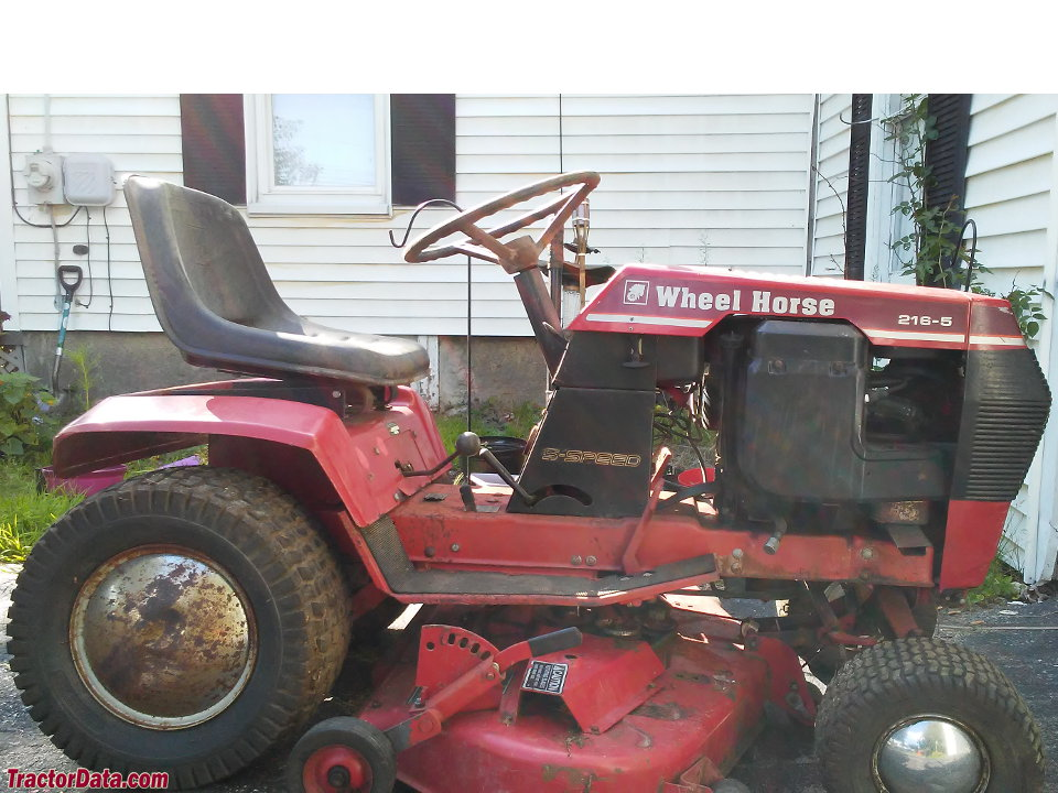 Wheel Horse 216-5