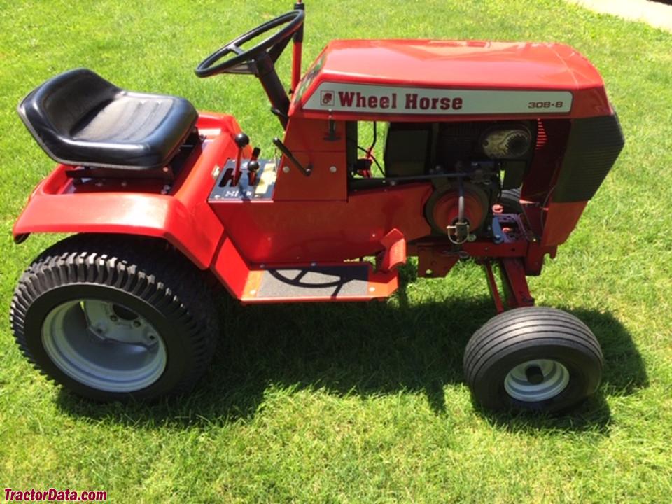 Wheel Horse 308-8
