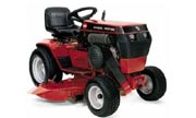 Wheel Horse 314 lawn tractor photo
