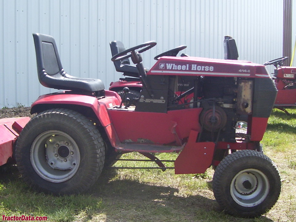 Wheel Horse 414-8