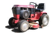 Wheel Horse 518-H lawn tractor photo