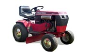 Wheel Horse 520-H lawn tractor photo