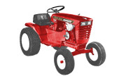 Wheel Horse Charger 9 lawn tractor photo