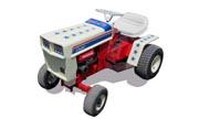 Cub Cadet Spirit of 76 lawn tractor photo