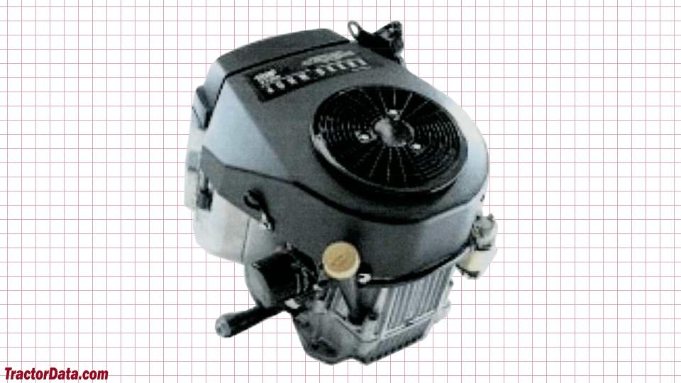 John Deere GT235 engine image