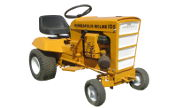 Minneapolis-Moline Town & Country 107 lawn tractor photo