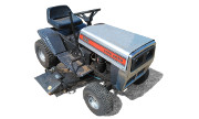White LT-110 lawn tractor photo