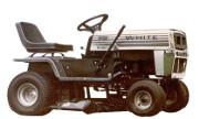 White LGT-1100 lawn tractor photo