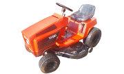 Toro 11-42 lawn tractor photo