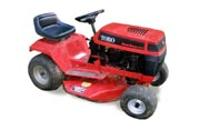 Wheel Horse 210-H lawn tractor photo