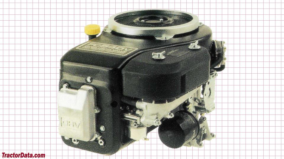 John Deere GT275 engine image