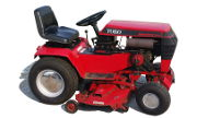 Wheel Horse 416-H lawn tractor photo