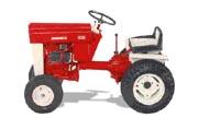 Amigo 1400 lawn tractor photo