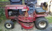 Wheel Horse A-80 lawn tractor photo