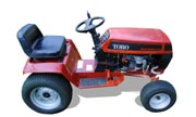 Wheel Horse 244-H lawn tractor photo