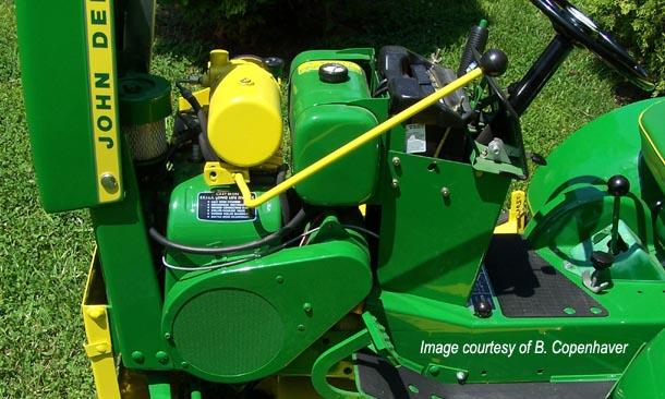 Tractordata Com John Deere 112 Tractor Engine Information