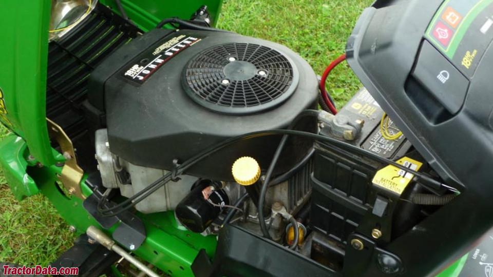 John Deere GX325 engine image