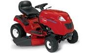 Toro LX426 lawn tractor photo