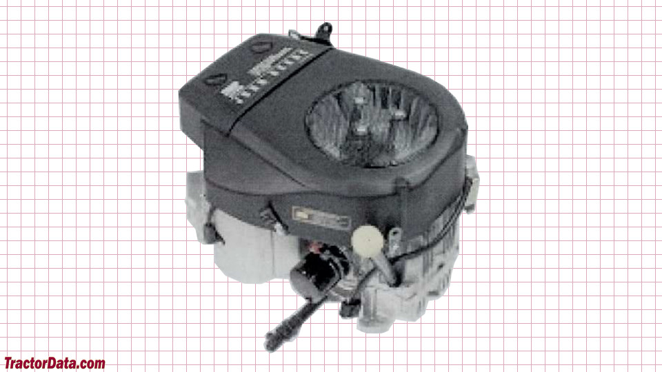 John Deere GX335 engine image