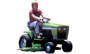 Deutz-Allis 1816 Sigma lawn tractor photo
